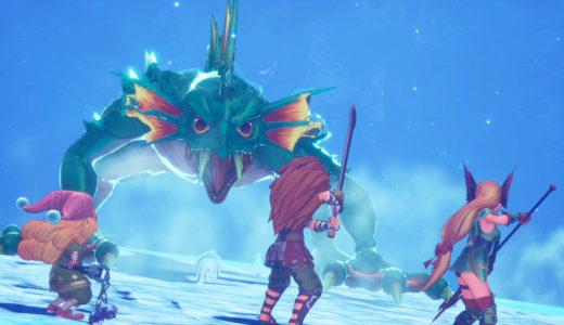 『聖剣伝説3リメイク』水の神獣「フィーグムンド」攻略