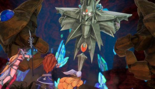『聖剣伝説3リメイク』土の神獣「ランドアンバー」攻略