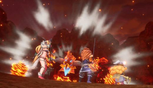『聖剣伝説3リメイク』火の神獣ザン・ビエ』攻略