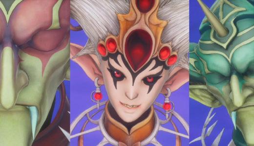 『聖剣伝説3リメイク』闇の神獣「ゼーブル・ファー」攻略