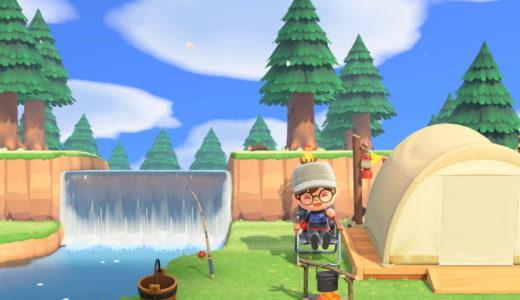 『あつ森』3.洋風区にイベントスペースと休憩所を作る